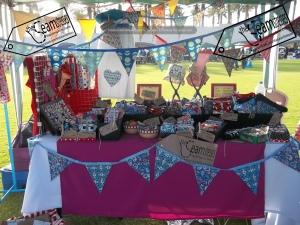 The SeamStresses at the MIA Park Bazaar
